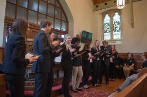 Speech choir5